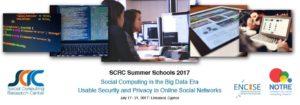 SCRC Summer Schools