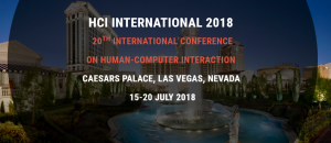 5th International Conference on Learning and Collaboration Technologies, affiliated Conference of HCI International 2018