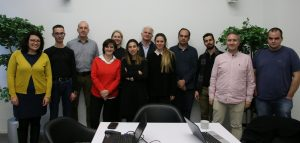 5th NOTRE project meeting (Düsseldorf, Germany, 11-13 December 2017)